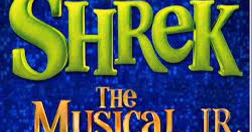Shrek, Jr. the Musical! Tickets on Sale NOW!